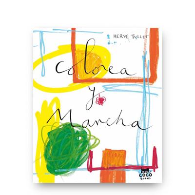 Colorea y mancha - Coco Books