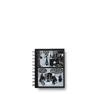 Libreta-comic-Mumin-A6-cocobooks