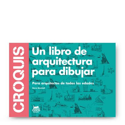 Croquis coco books for Libros de planos arquitectonicos