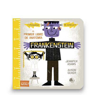 Resultado de imagen de Frankenstein cocobooks
