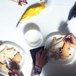 1 galetes mumin pintant