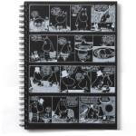 Libreta-Mumin-cómic-negra-A4-200x200