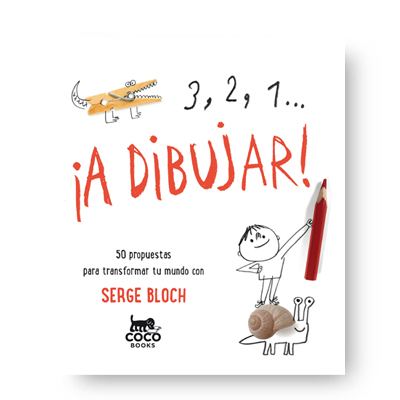 3, 2, 1... ¡A dibujar! - Coco Books