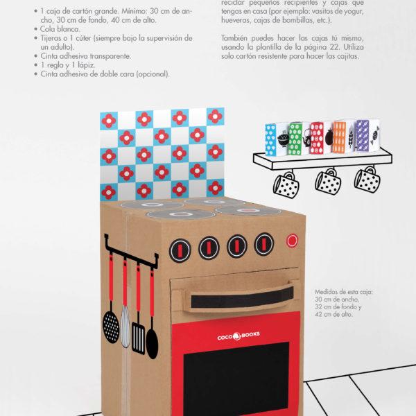 Cocina diy coco books - Juegos de cocina con niveles ...